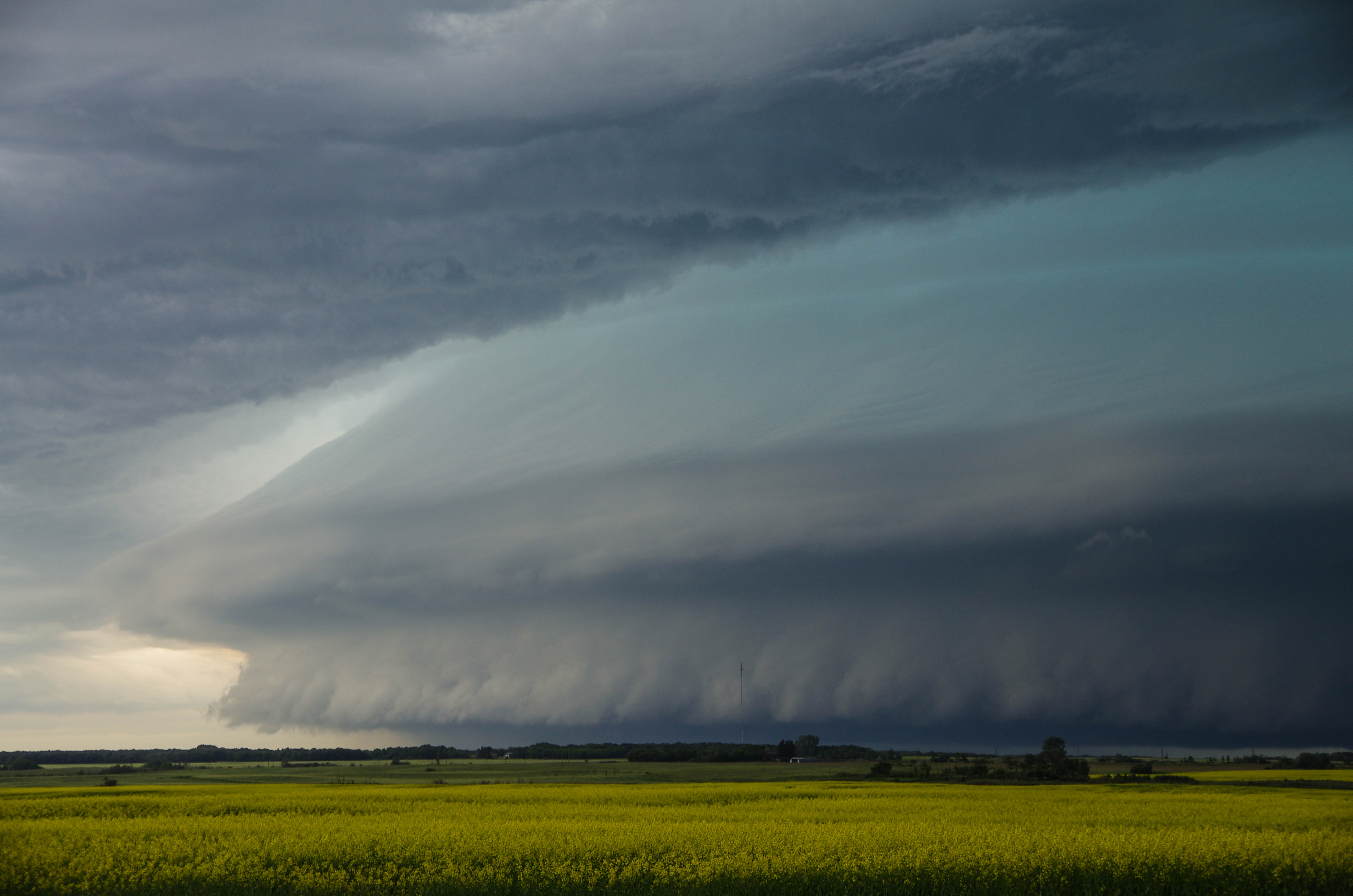 After Unusually Hot Day Tornado Weather >> Tornadoes Archives A Weather Moment