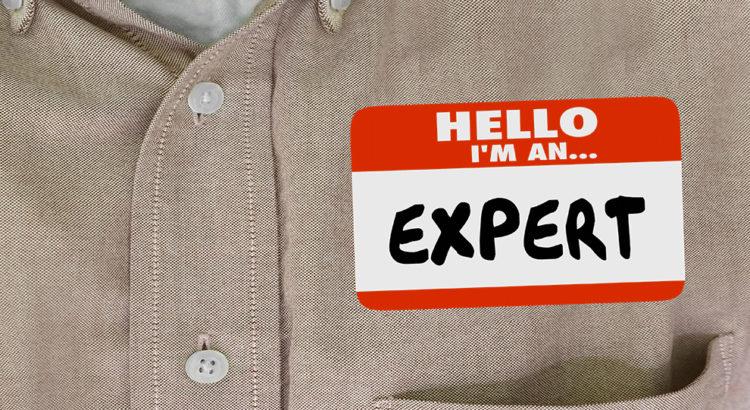 Hello, I'm An...Expert